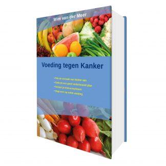 Boek Voeding tegen kanker