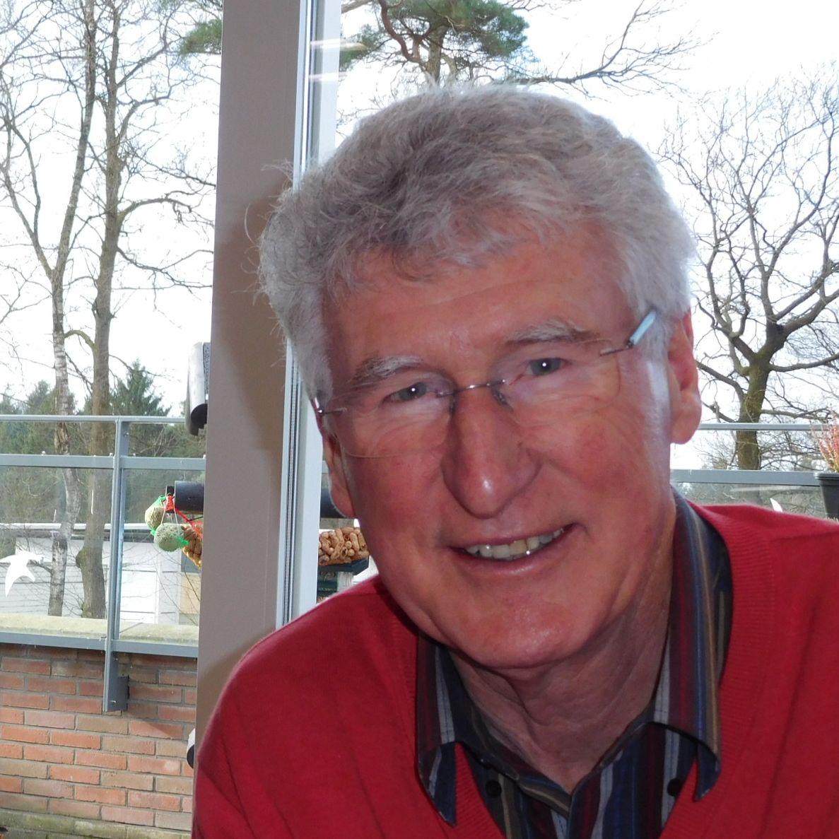 Webinar presentator Wim van der Meer